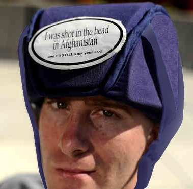 Plum's® ProtectaCap+Plus® Neurosurgery Protective Headgear Size X-Large Deep Sea Blue